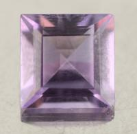 gemstone: แอเมทีสต์-Amethyst size: 6.0x6.0 carat: 9.56Ct.
