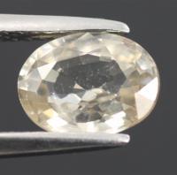 gemstone: เพทาย (Zircon) size: 8.4x6.6x3.5 carat: 1.99Ct.