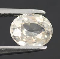 gemstone: เพทาย (Zircon) size: 7.8x6.5x3.9 carat: 1.98Ct.