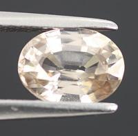 gemstone: เพทาย (Zircon) size: 8.0x6.0 carat: 2.06Ct.
