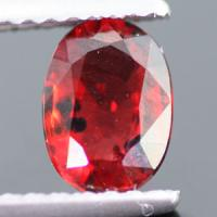 gemstone: ทับทิม-Ruby size: 7.0x5.0x3.0 carat: 1.01Ct.