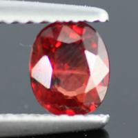 gemstone: ทับทิม-Ruby size: 5.7x4.7x2.7 carat: 0.68Ct.