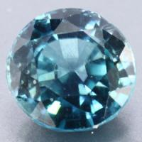 gemstone: เพทาย (Zircon) size: 6.7x6.5x4.2 carat: 1.81Ct.