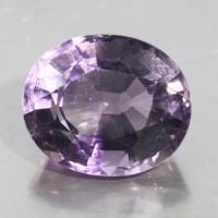 gemstone: แอเมทีสต์-Amethyst size: 11.8x10.0x6.9 carat: 4.71Ct.
