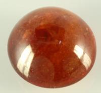 gemstone: สเปสซาไทท์-Spessartine size: 11.0x10.5x6.5 carat: 7.96Ct.