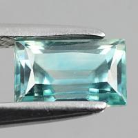 gemstone: เพทาย (Zircon) size: 7.3x4.8 carat: 1.60Ct.