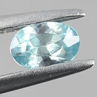 gemstone: เพทาย (Zircon) size: 5.8x4 carat: 1.20Ct.