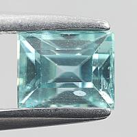 gemstone: เพทาย (Zircon) size: 6.1x4.9 carat: 1.74Ct.
