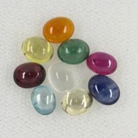gemstone: พลอยนพเก้า size: 8x6 carat: 14.17Ct.