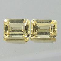 gemstone: ซิทริน-Citrine size: 7.0x5.0 carat: 1.98Ct.