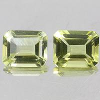 gemstone: เลมอนควอทซ์ - Lemon Quartz size: 10.0x8.0 carat: 6.02Ct.