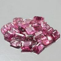 gemstone: พิงค์ทัวมาลีน-Pink Tourmaline size: 5.0x4.0 carat: 0.40Ct.