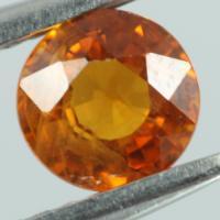 g1-558-22 yellow sapphire พลอยบุษราคัม