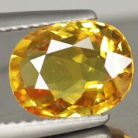 g1-583 yellow sapphire