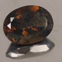 gemstone: สโมคกี้ควอทซ์ - Smoky Quartz size: 16x12x8.4 carat: 8.85Ct.