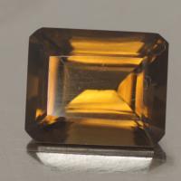 gemstone: สโมคกี้ควอทซ์ - Smoky Quartz size: 11.0x9.0 carat: 4.30Ct.
