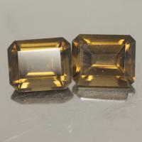 gemstone: สโมคกี้ควอทซ์ - Smoky Quartz size: 11x9 carat: 8.75Ct.