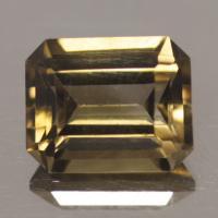 gemstone: สโมคกี้ควอทซ์ - Smoky Quartz size: 11.0x9.0 carat: 4.29Ct.