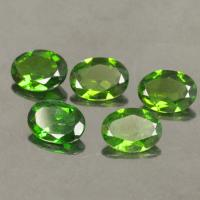 g1-602-3 Green Chrome Diopside