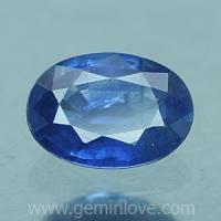 g1-651-4 blue sapphire พลอยไพลิน