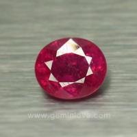 red ruby พลอยทับทิม พลอยแดง  ทับทิมพม่า ring แหวน แก้ชง วันเกิด ดูดวง อัญมณี ราศีกรกฏ เสริมดวง ทับทิมสยาม ต่างหู