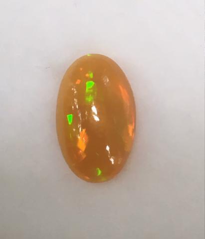 fire opal โอปอลไฟ โอปอลแดง โอปอลสีส้ม พลอยเสริมดวง แก้ชง เสริมราศีตุลย์ โอปอไฟ พลอยแท้ มีใบเซอร์ ราคาถูก