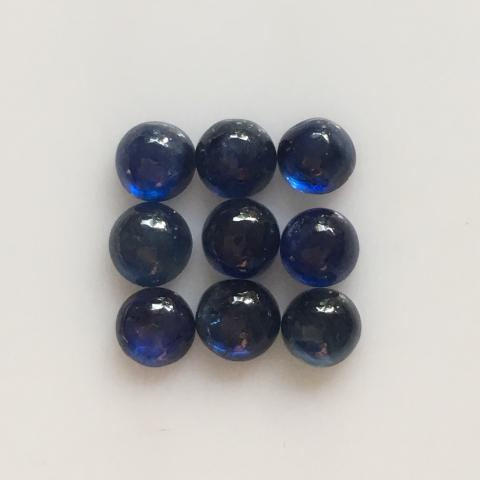Blue Sapphire Ring แหวน พลอยแท้ พลอยไพลิน จันทบุรี อัญมณี สีน้ำเงิน ราศีกันย์ เสริมดวง แก้ชง ดูดวง พลอยแท้ ราคาโรงงาน