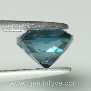 London Blue Topaz สีน้ำเงิน อัญมณี วันศุกร์ พลอย เสริมราศีกันย์ วันเกิด เสริมดวง ดูดวง ต่างหู บลูโทแพส โทพาส หัวแหวน จึ้ พลอยไพลิน ring earring bracelet พลอยแท้ มีใบเซอร์ฯ •