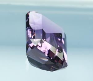 พลอยอะเมทริน สีม่วง ทอง ametrine quartz อะเมทิสต์ amethyst เสริมดวง เสริมราศี พลอยแท้ ราคาถูก
