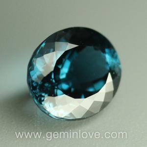 London Blue Topaz สีน้ำเงิน อัญมณี วันศุกร์ พลอย เสริมราศีกันย์ วันเกิด เสริมดวง ดูดวง ต่างหู บลูโทแพส โทพาส หัวแหวน จึ้ พลอยไพลิน ring earring bracelet พลอยแท้ มีใบเซอร์ฯ