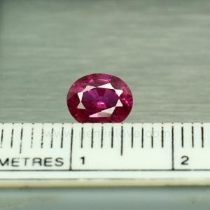 ruby ring แหวน พลอยทับทิม พลอยแดง  พลอยแท้เม็ดเดี่ยว pink gold วันเกิด แก้ชง ดูดวง อัญมณี ราศีกรกฏ เสริมดวง พลอยทำต่างหู