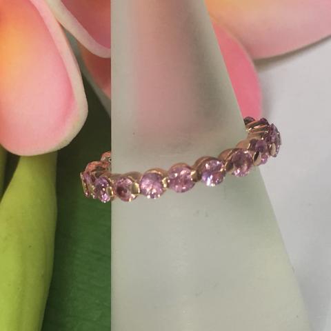 Pink sapphire ซัฟไฟร์ สีชมพู อัญมณี พลอยชมพู เสริมดวง วันอังคาร ดูดวง แก้ชง เสริมราศี แหวน แหวนรอบนิ้ว แหวนดักทรัพย์