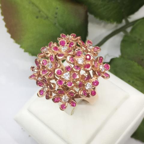 ruby ring แหวน พลอยทับทิม พลอยแดง  พลอยแท้เม็ดเดี่ยว วันเกิด แก้ชง ดูดวง อัญมณี ราศีกรกฏ เสริมดวง พลอยทำต่างหู