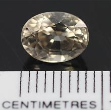natural zircon พลอยเพทายดิบ ไม่เผา เพทายสีทอง มีใบเซอร์ พลอยเสริมราศี เสริมดวงการเงิน แก้ชง วันจันทร์