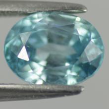 gemstone: เพทาย (Zircon) size: G100281-9 carat: 3.32Ct.