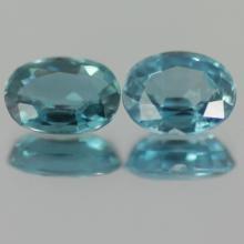 gemstone: เพทาย (Zircon) size: 7.6x5.9x3.5 carat: 3.51Ct.