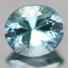gemstone: เพทาย (Zircon) size: 6.0x5.2x4.0 carat: 1.07Ct.