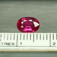 Ruby gemstones พลอยทับทิม g1-719-1