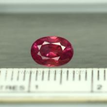 Ruby gemstones พลอยทับทิม g1-719-5