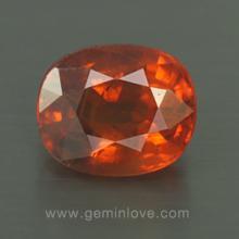 yellow sapphire พลอยบุษราคัม g1-725-10