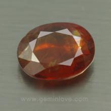 yellow sapphire พลอยบุษราคัม g1-725-11