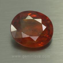 yellow sapphire พลอยบุษราคัม g1-725-12