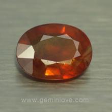 yellow sapphire พลอยบุษราคัม g1-725-13