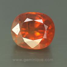 yellow sapphire พลอยบุษราคัม g1-725-9