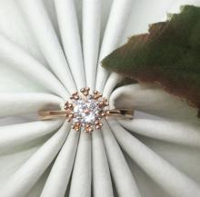 White Topaz ไว้ท์โทแพส พลอยแท้ อัญมณีสีขาว ดูดวง เสริมดวง พลอยดิบ เพชร ราศี เมษ แหวน มีใบเซอร์ฯ